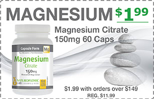 Magnesium Citrate Deal with Purchase