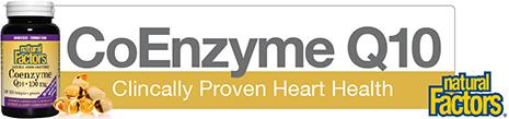 Coenzyme Q10 Bonus size