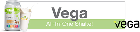 Vegan All In One Shake