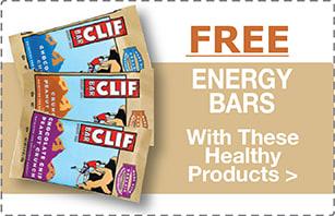 3 Free Clif Bar Bonus
