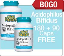 Acidophilus Bifidus Buy 1 Get 1
