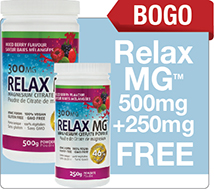 Buy 1 Get 1 Magnesium Powder