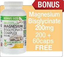 Magnesium Bisglycinate Bonus Size
