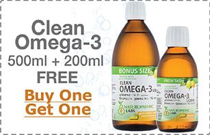 Omega 3 Buy 1 Get 1