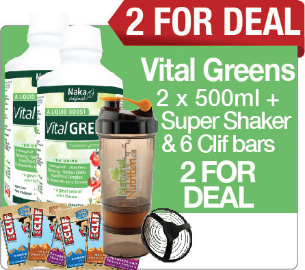 Vital Greens 2 For Deal Plus Gift With Purchase