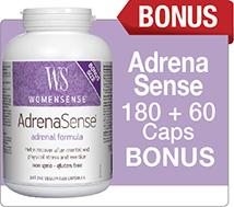 Adrenal Formula Bonus Size and Free Gift