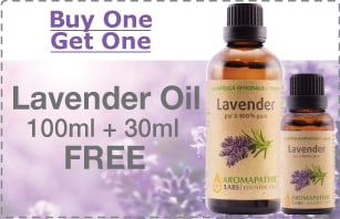 Lavender oil BOGO