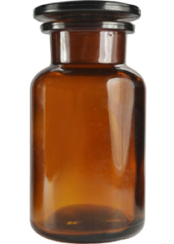 DIY APOTHECARY BOTTLE - 250ML