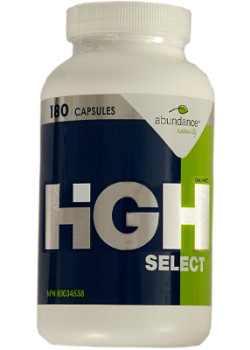 HGH SELECT GROWTH HORMONE - 180 CAPS