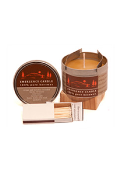 EMERGENCY CANDLE - 11 OUNCES
