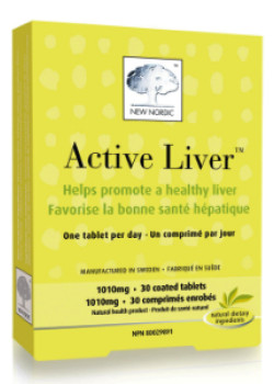ACTIVE LIVER - 30 TABS