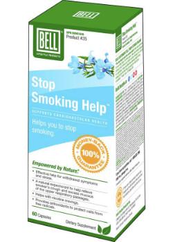 BELL STOP SMOKING HELP #35 - 60 CAPS