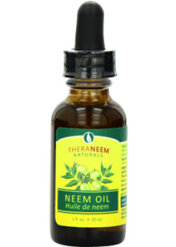 THERANEEM 100% PURE ORGANIC NEEM OIL - 30ML