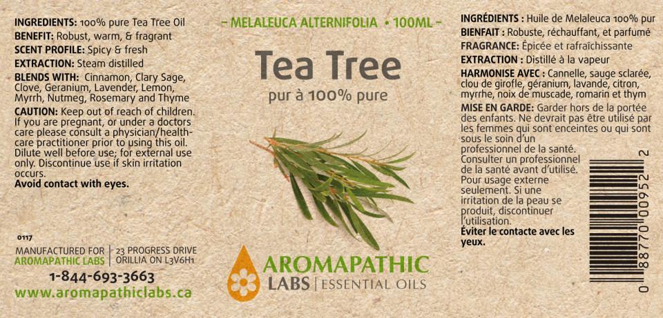 TEA TREE OIL – 100ML + 30ML FREE