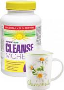 CLEANSEMORE COLON CLEANSE - 150 VCAPS + BONUS ITEM-RENEW LIFE