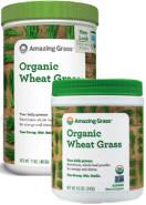 ORGANIC WHEAT GRASS - 480G + BONUS ITEM