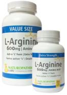 L-ARGININE 600MG – 240 VCAPS + 60 VCAPS FREE