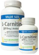 L-CARNITINE PLUS – 240 VCAPS + 60 VCAPS FREE