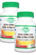 ALPHA LIPOIC ACID 100MG - 60 CAPS + 60 CAPS (2 FOR DEAL)