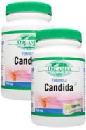 CANDIDA FORMULA 500MG - 90 CAPS + 90 CAPS (2 FOR DEAL)