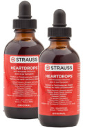 STRAUSS HEART DROPS - 100ML + 100ML (2 FOR DEAL)
