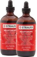 STRAUSS HEART DROPS - 225ML + 225ML (2 FOR DEAL)