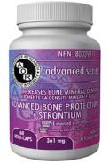 ADVANCED BONE PROTECTION + STRONTIUM - 60 CAPSULES - aor