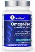 OMEGA-PRO ESSENTIAL HP 40/20 - 90 SOFTGELS