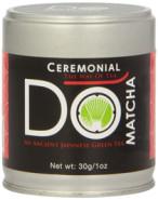 DOMATCHA MATCHA GREEN TEA POWDER (CEREMONIAL) - 30G TIN