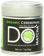 DOMATCHA MATCHA GREEN TEA POWDER (ORGANIC) - 30G TIN