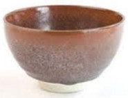DOMATCHA HAND CRAFTED MATCHA BOWL (RED)