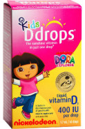 KIDS D DROPS 400 IU - 1.7ML (60 DROPS)