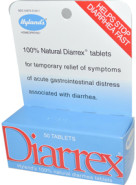DIARREX  - 50 TABS