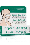 COPPER-GOLD-SILVER - 4G PELLETS