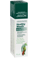 HEALTHY MOUTH ACTIVE DEFENSE TARTAR CONTROL TOOTHPASTE - 119G