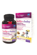 BELLY TO BABY PRENATAL OMEGA-3 DHA (LEMON) - 60 SOFTGELS