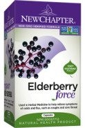 ELDERBERRY FORCE - 30 VCAPS