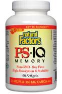 PS-IQ MEMORY - 60 SOFTGELS