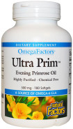ULTRA PRIM EVENING PRIMROSE OIL 500MG -  180 SOFTGELS