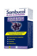 COLD & FLU NASAL RELIEF - 30 TABS