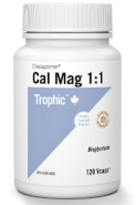 CAL MAG 1:1 - 120VCAPS