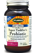 SUPER TODDLERS PROBIOTIC 1.7 BILLION (AGES 1-3) - 75G POWDER