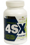 FORMULA 4SX FOR MEN - 90 TABS