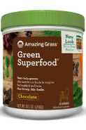 GREEN SUPERFOOD CHOCOLATE FLAVOUR - 240G