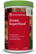 GREEN SUPERFOOD BERRY FLAVOUR - 480G