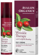 WRINKLE THERAPY WITH COQ10 & ROSEHIP DAY CREME (FORMERLY COQ10 WRINKLE DEFENSE CREAM) - 50G