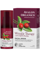 WRINKLE THERAPY WITH COQ10 & ROSEHIP FACIAL SERUM (FORMERLY COQ10 WRINKLE DEFENSE SERUM) - 16ML