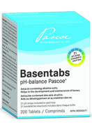 BASENTABS (FORMERLY pH-BALANCE PASCOE) - 200 TABS