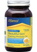 EFAMOL BEAUTIFUL-SKIN EVENING PRIMROSE OIL 500MG  - 90 CAPS
