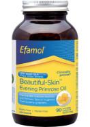 EFAMOL BEAUTIFUL-SKIN EVENING PRIMROSE OIL 1000MG  - 90 CAPS